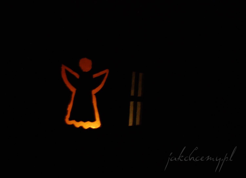 Lampion adwentowy roraty diy