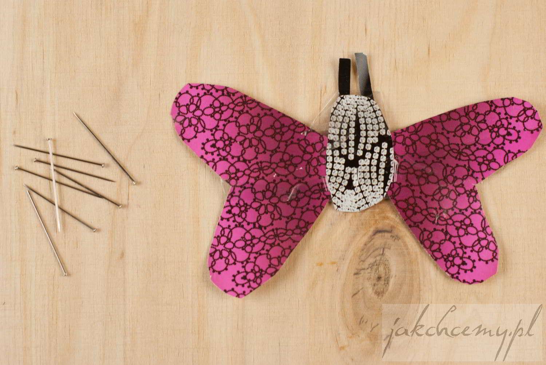 Motylek i szpilki