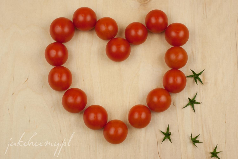 pomidorki serce