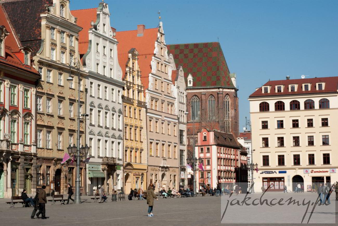 Wrocławskie kamienice