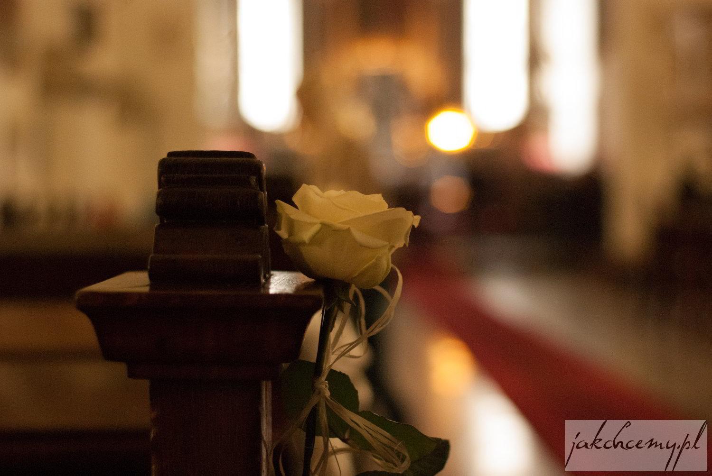 dekoracja w katedrze