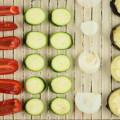 Warzywa przed pieczeniem