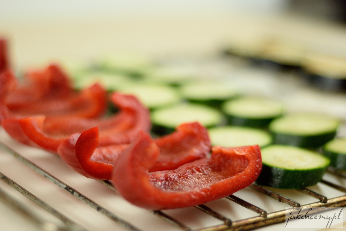 Warzywa przed pieczeniem 2