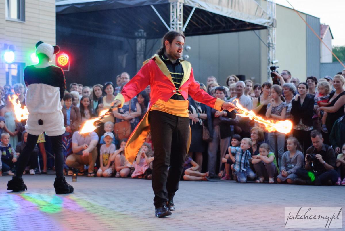 Teatr Ognia Spektakl