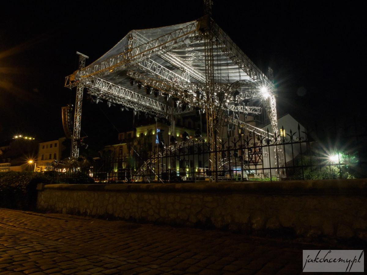 Kazimierz nocą 10