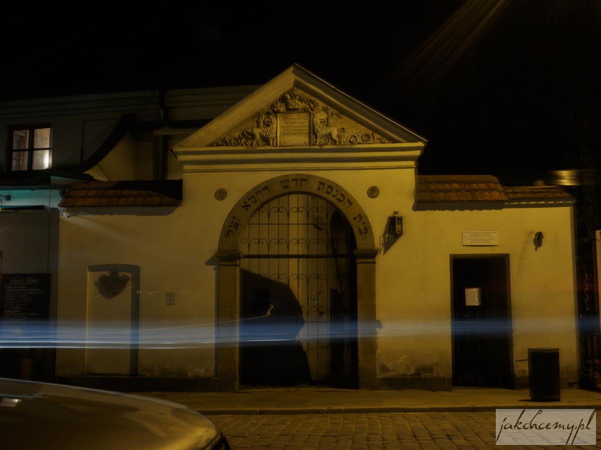Kazimierz nocą 11