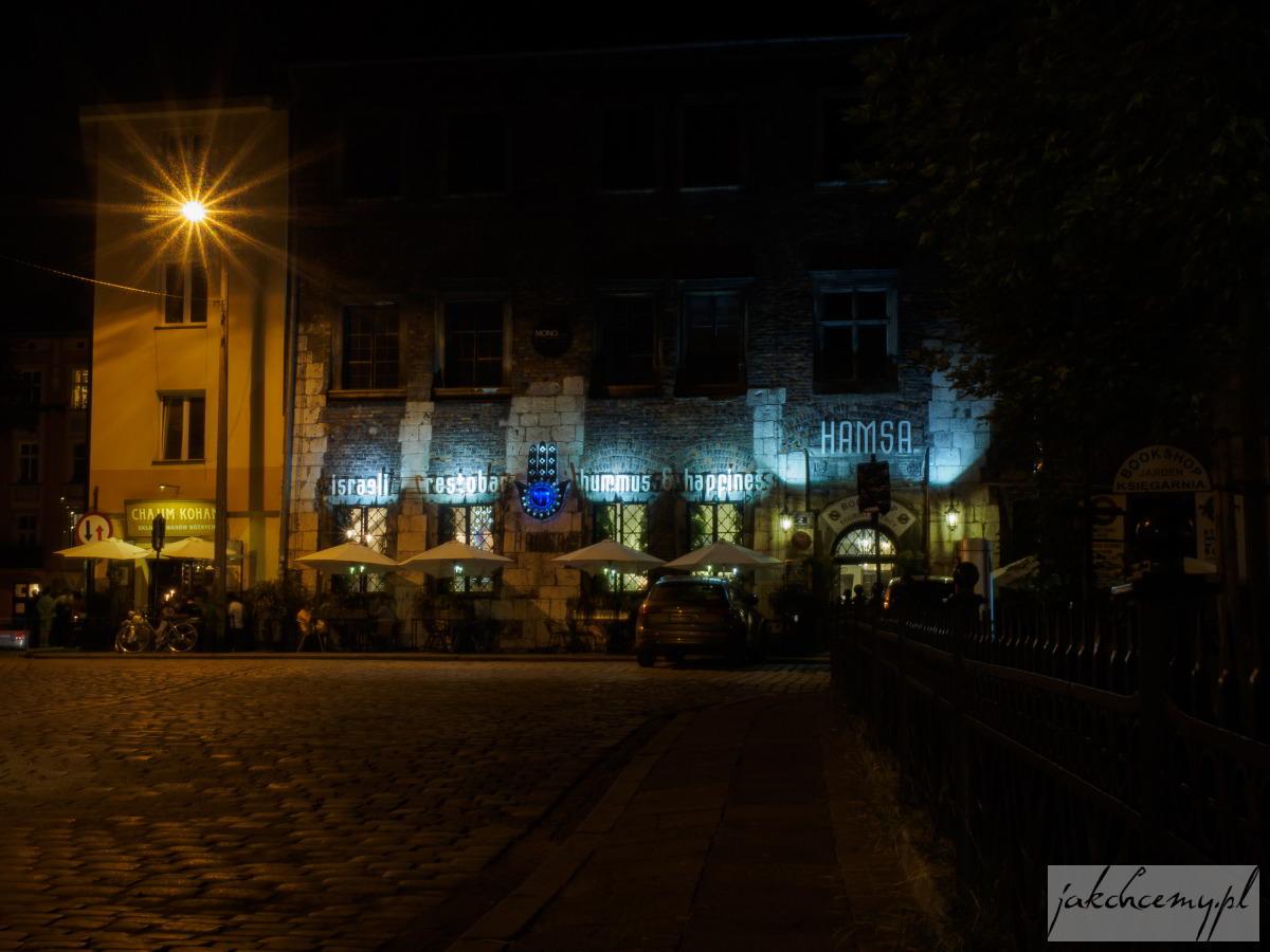 Kazimierz nocą 12