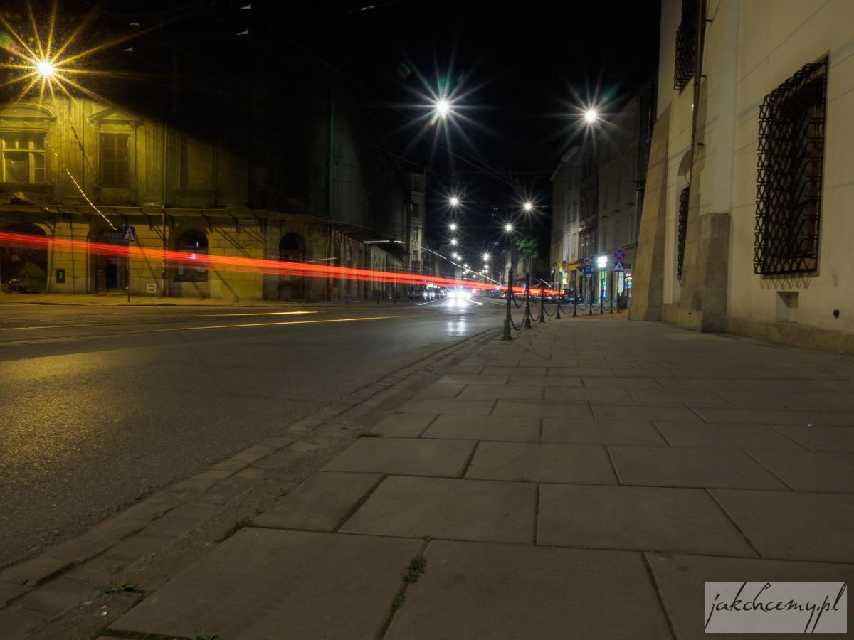 Kazimierz nocą 1
