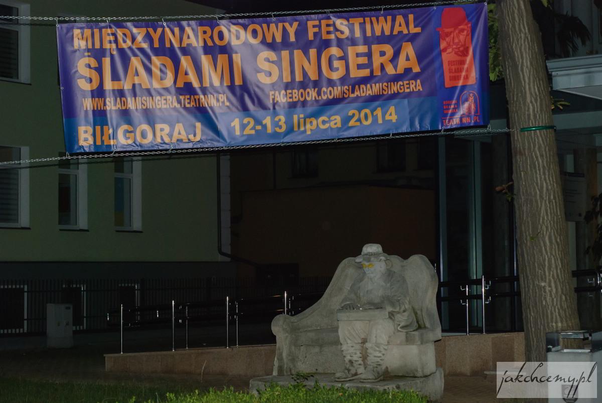 Teatr Ognia Baner Festiwalowy