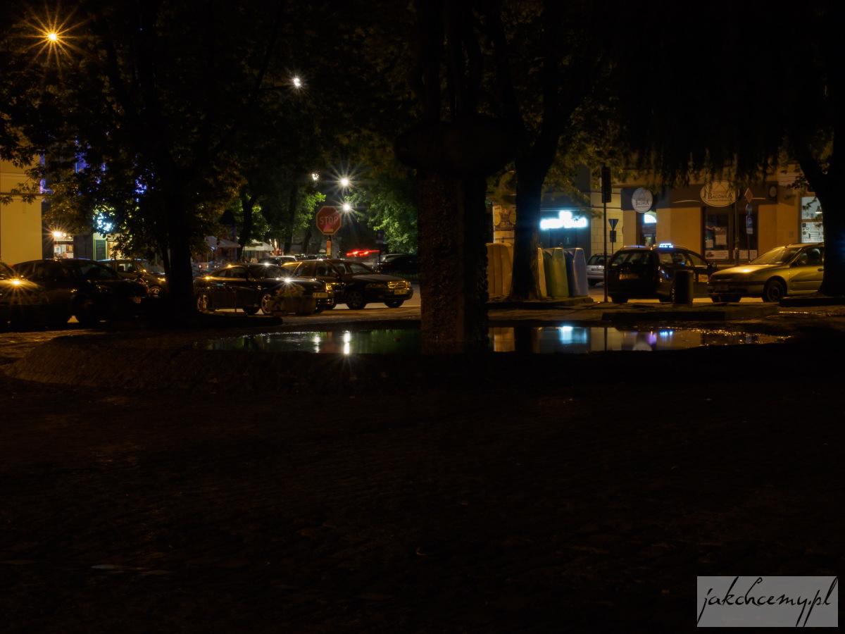 Kazimierz nocą 2