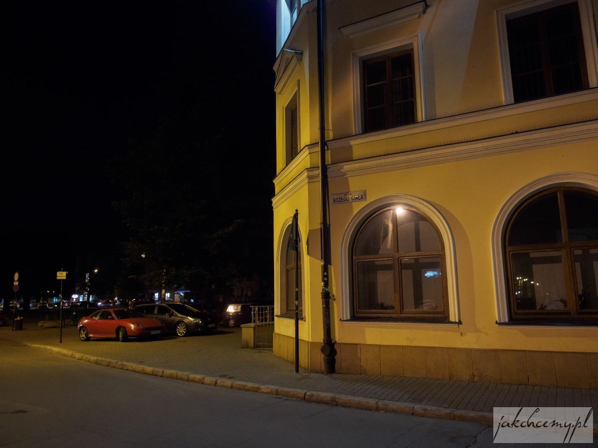 Kazimierz nocą 3