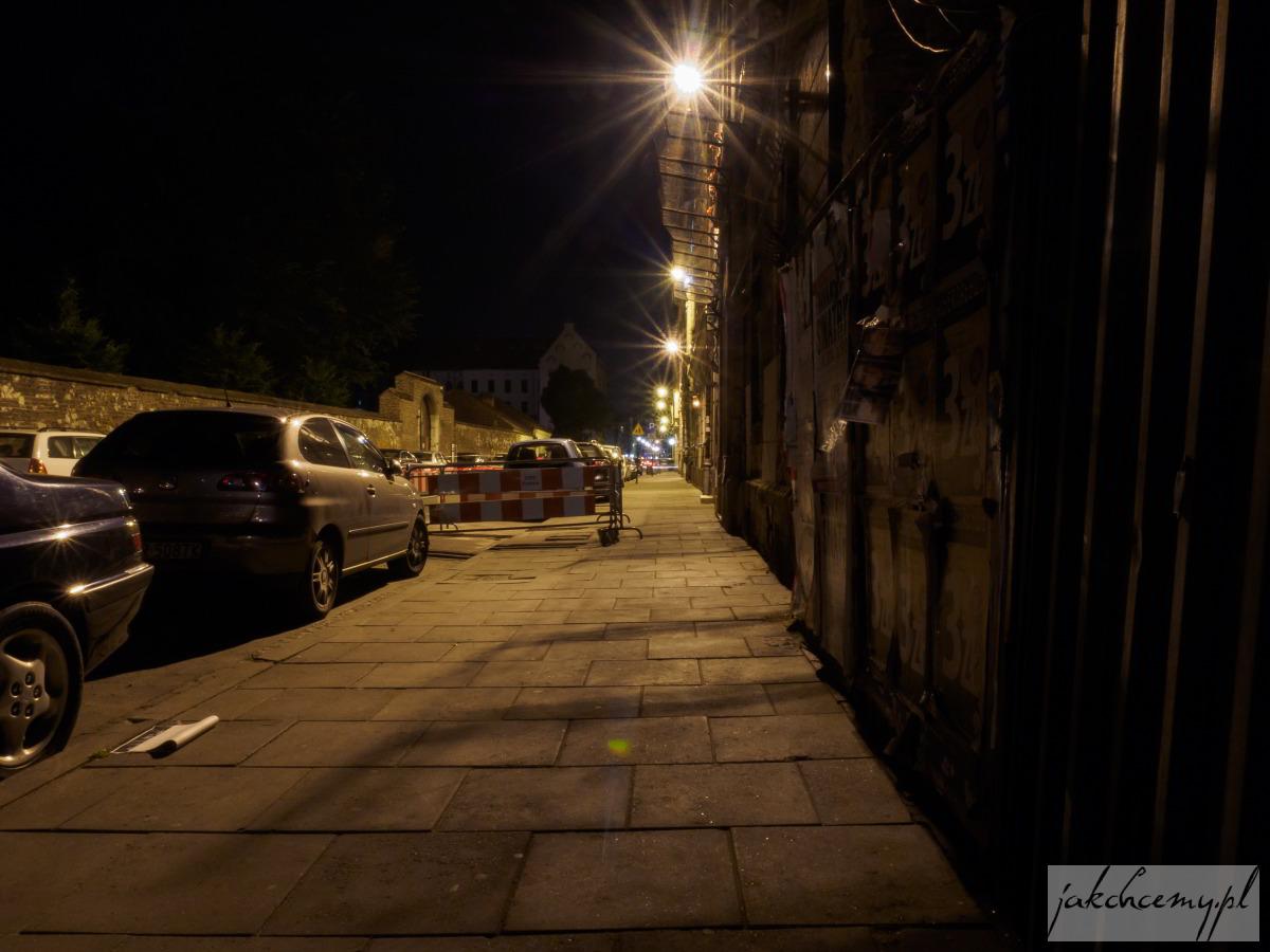 Kazimierz nocą 4