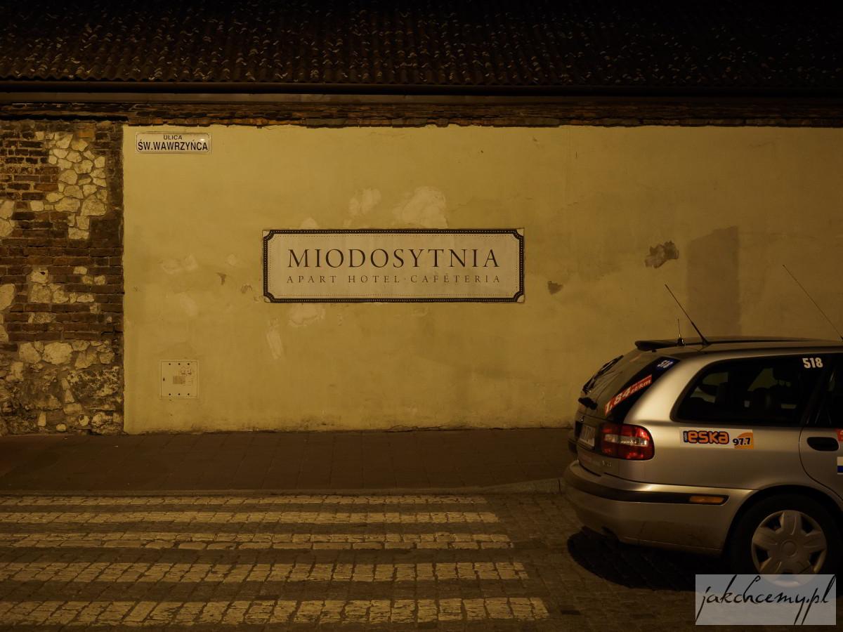 Kazimierz nocą 6