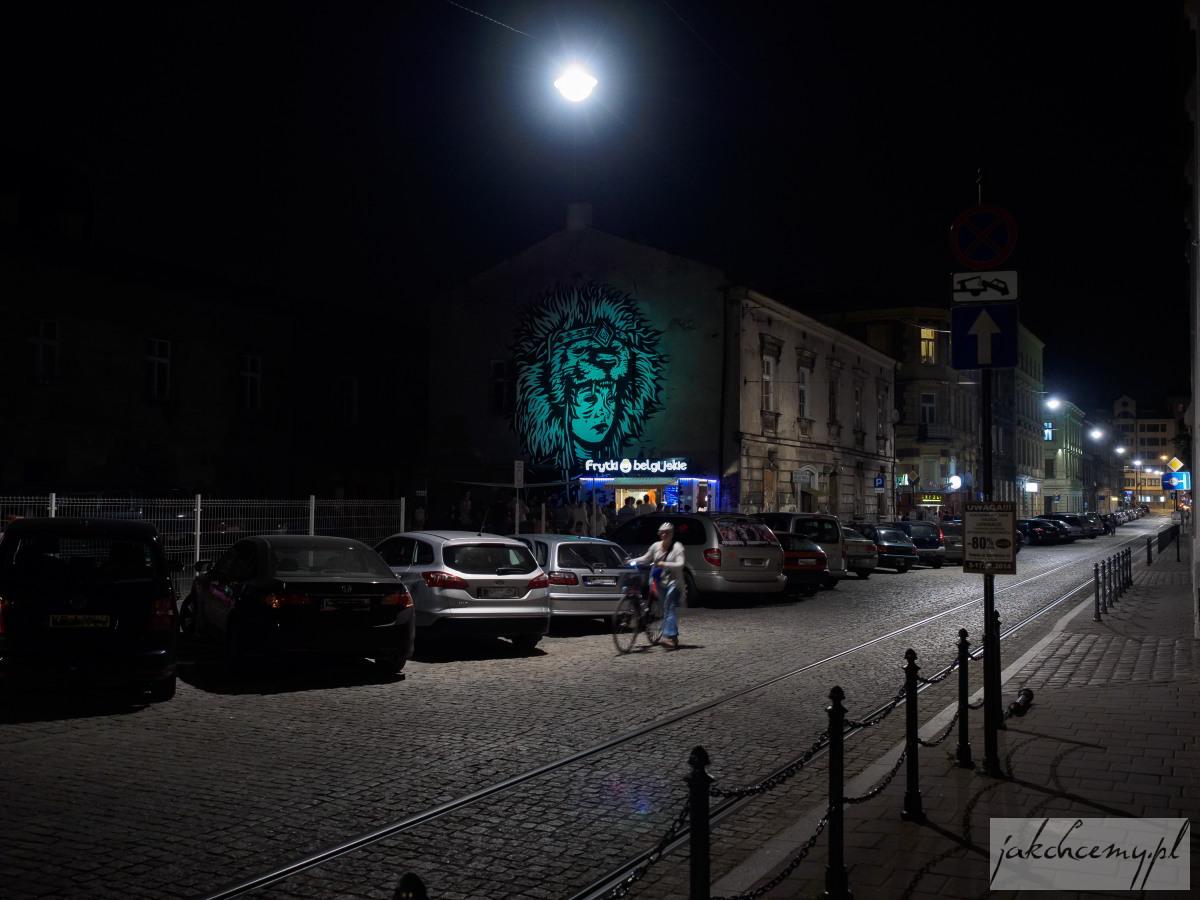 Kazimierz nocą 7