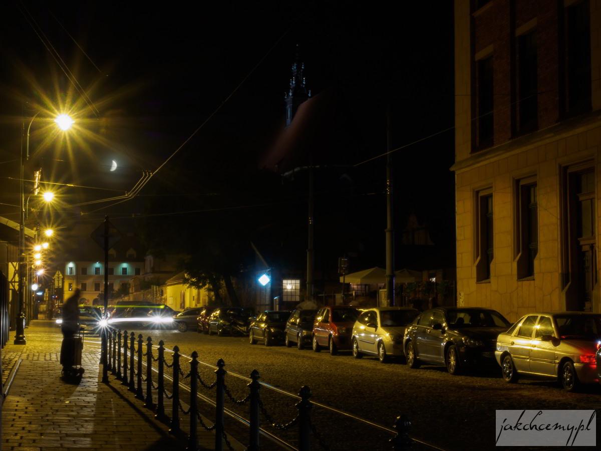 Kazimierz nocą 9