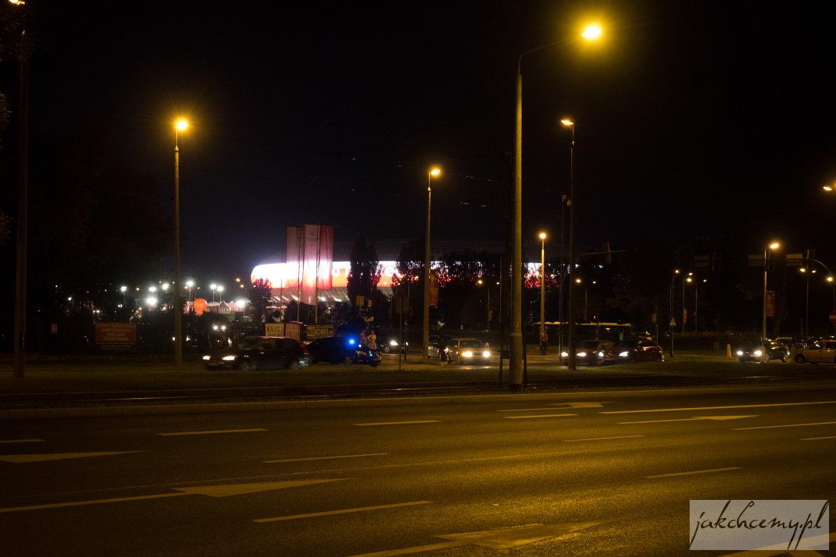 Arena Kraków z dalsza