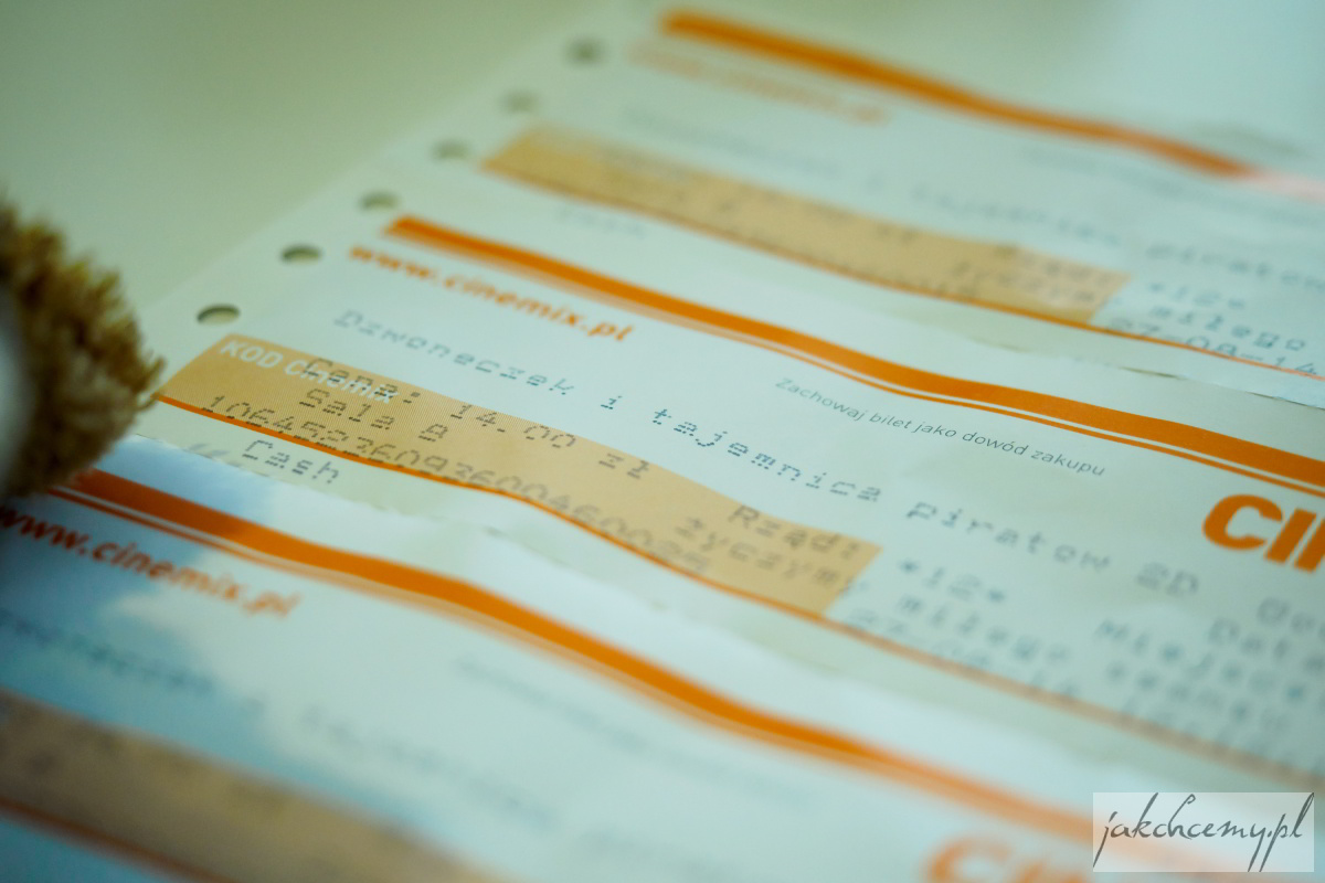 Dzwoneczek bilet
