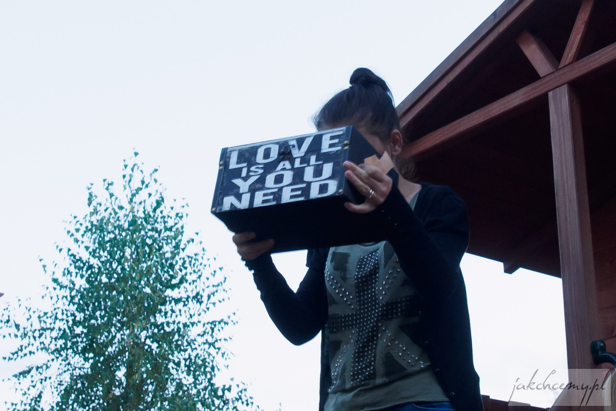 love is all you need skarb
