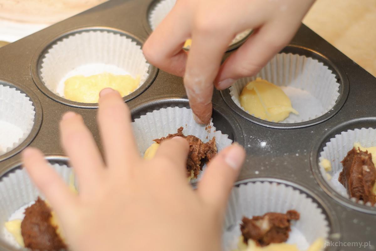 Muffinki ciasto