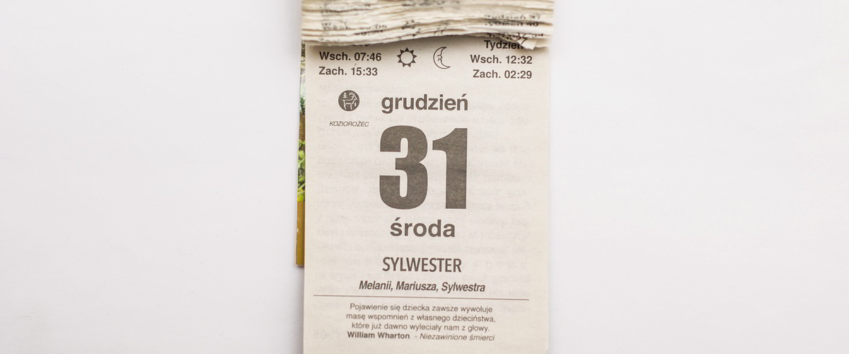 31 grudzień