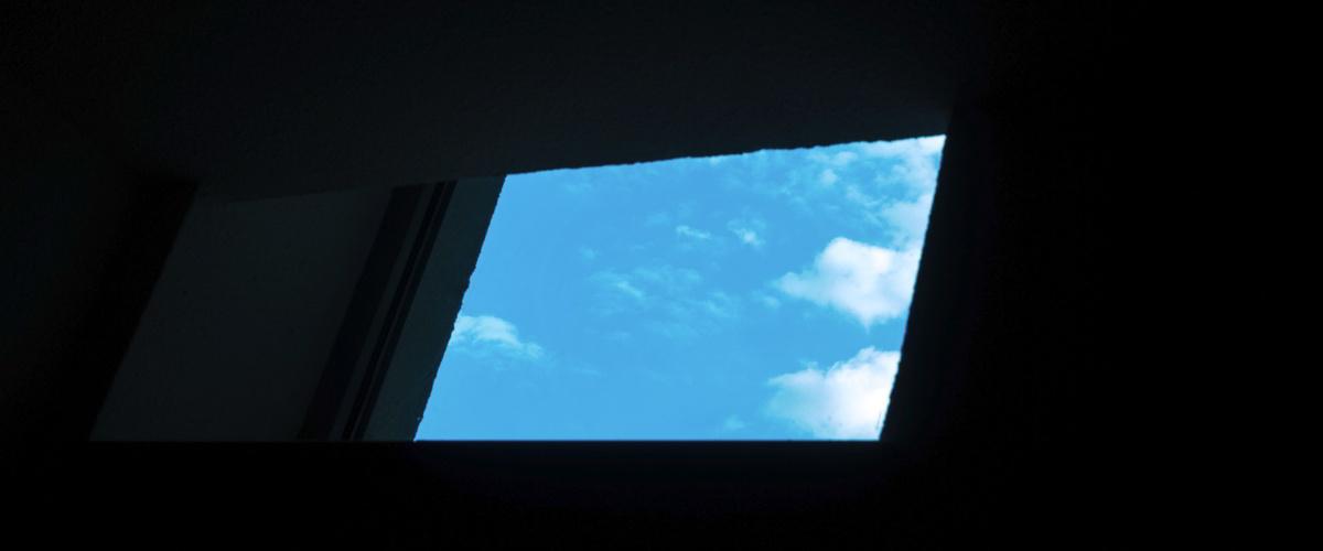 Fragment nieba
