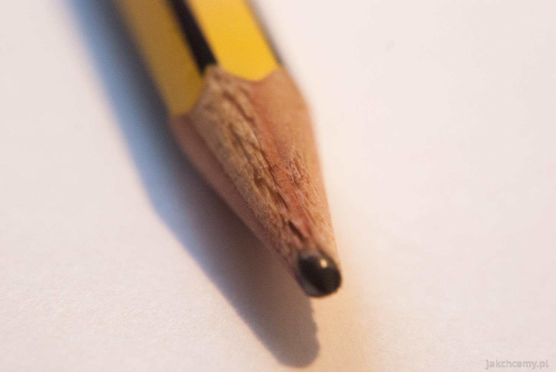 ołówek notujący
