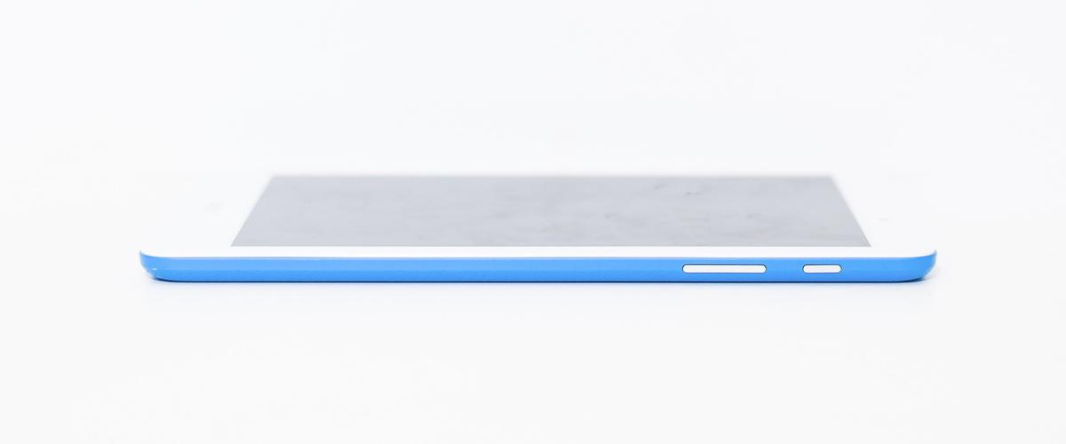 tablet 8 cali biało-niebieski 1200
