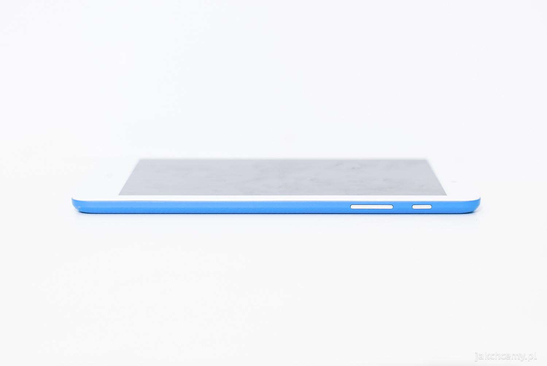 Tablet biało-niebieski 1500