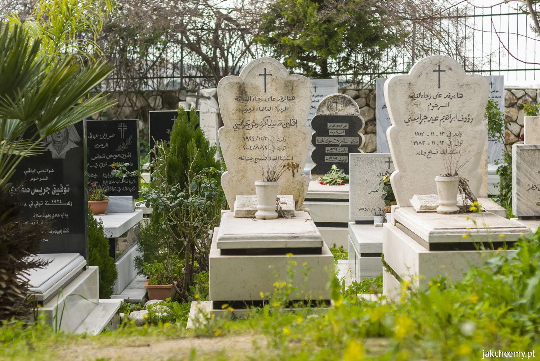 Kana Galilejska cmentarz