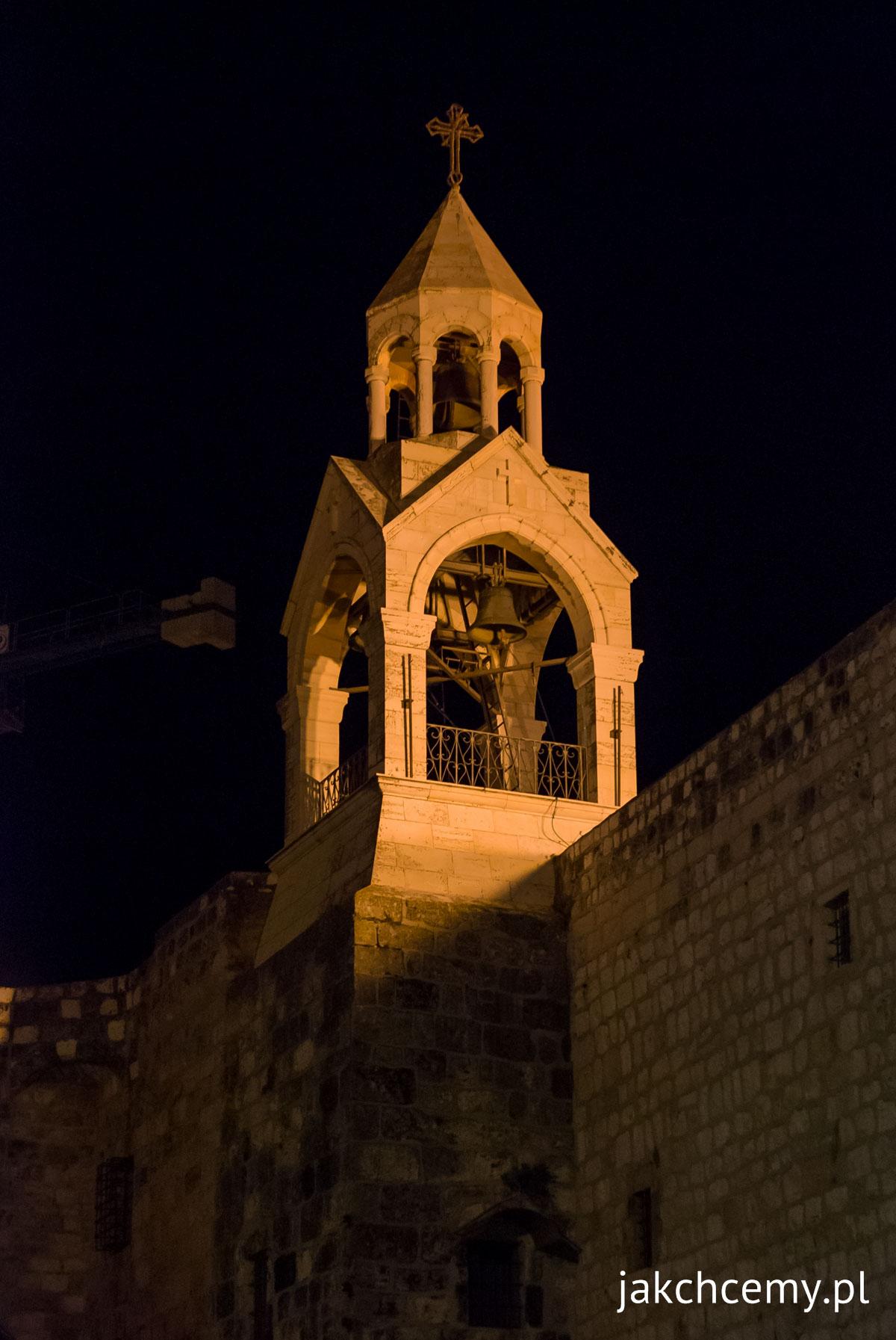 Betlejem Bazylika Narodzenia