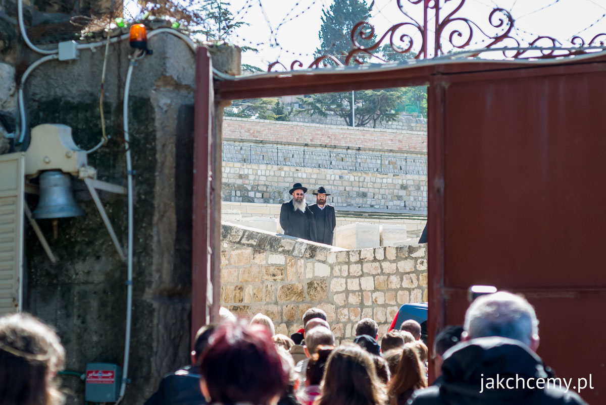 Jerozolima, pogrzeb żydowski