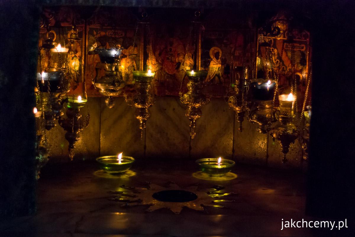 Betlejem Grota Narodzenia