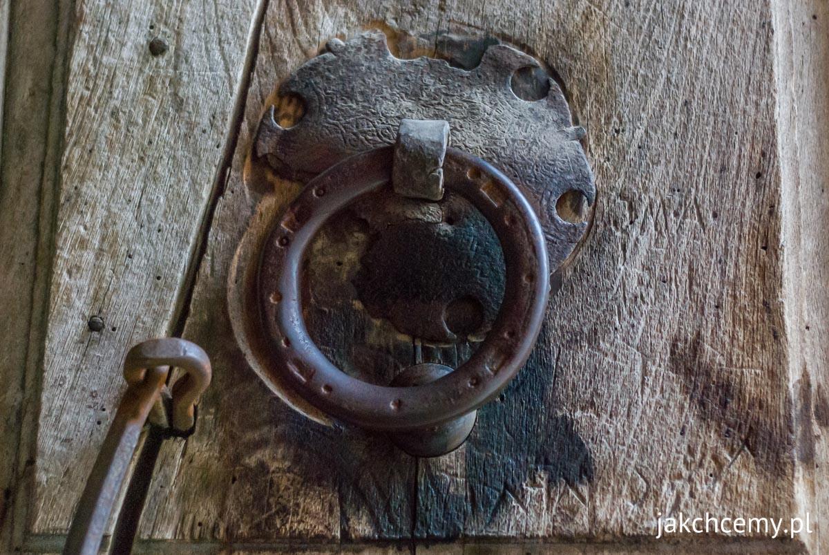 Jerozolima drzwi wejściowe do bazyliki
