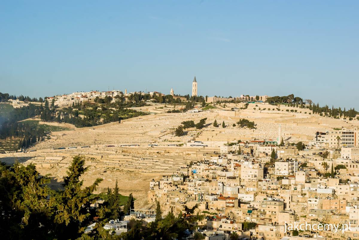 Jerozolima Dolina Josafata