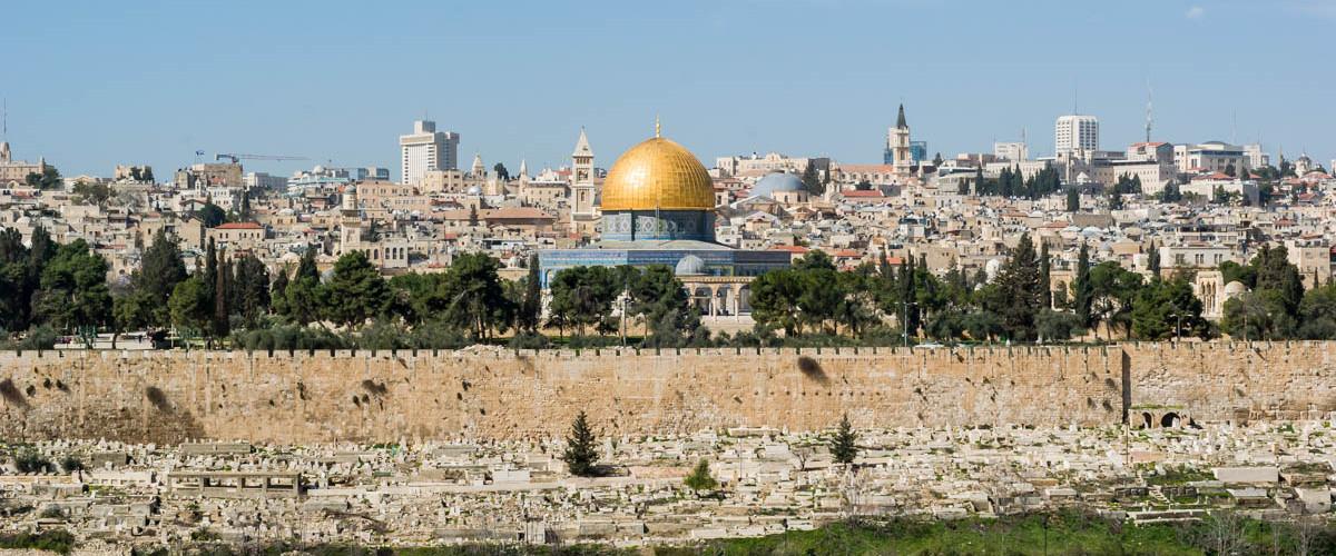 Jerozolima i Meczet Skały