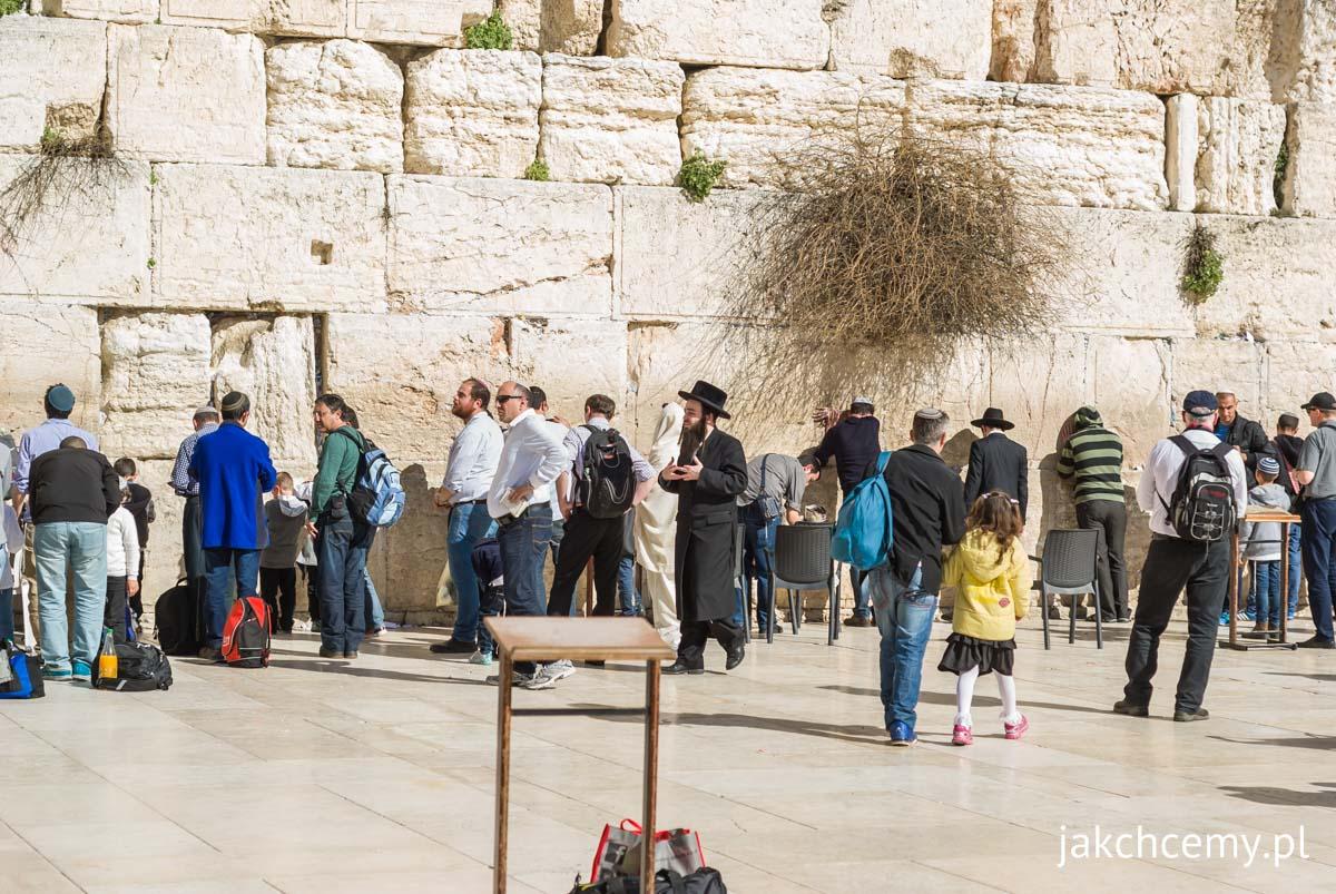 Jerozolima Ściana Płaczu