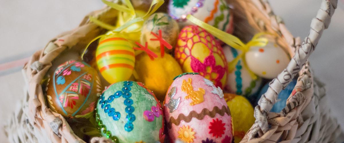 Wielkanoc, dekoracje