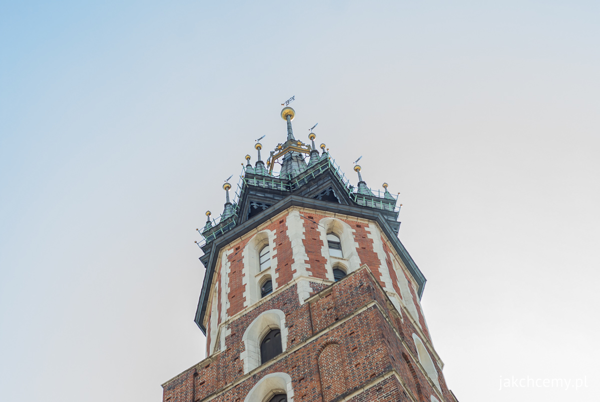 Kościół Mariacki wieża