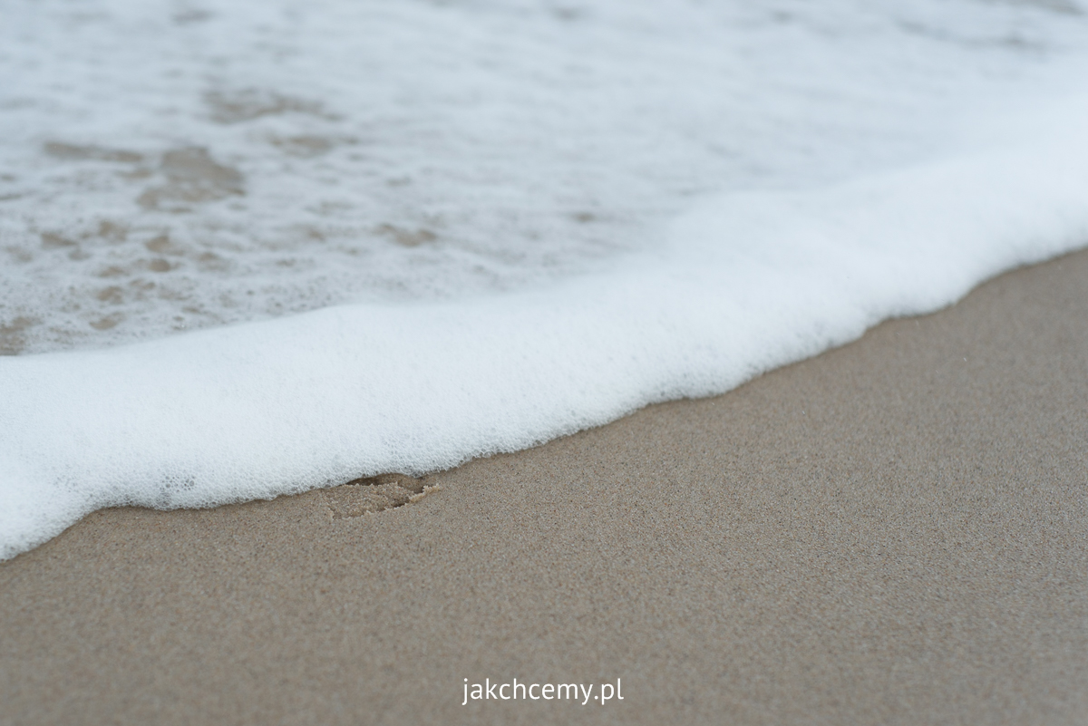 plaża i woda