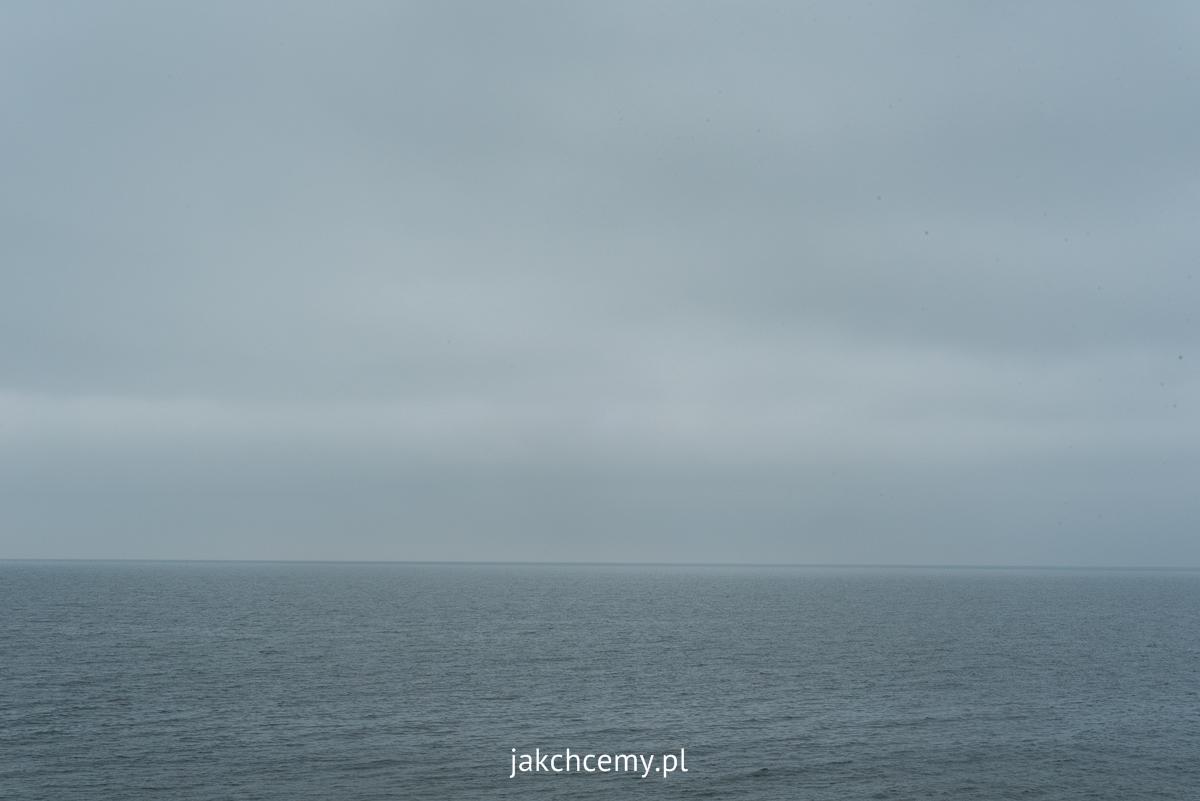 Pożegnanie z morzem