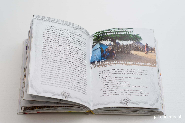 Szymon Simon Radzimierski, dziennik łowcy przygód, Etiopia u stóp góry ognia