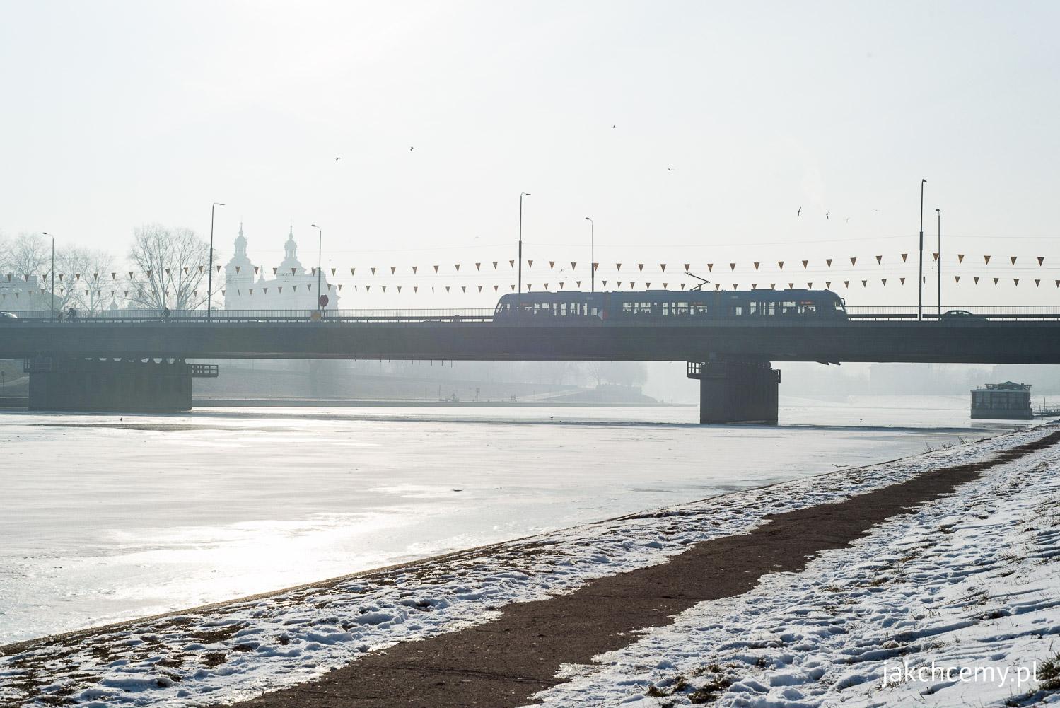 Wisła, Kraków Skałka